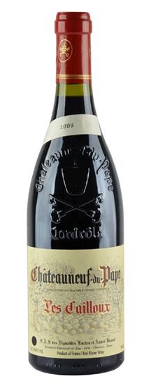 1990 Cailloux (Lucien et Andre Brunel), Les Chateauneuf du Pape