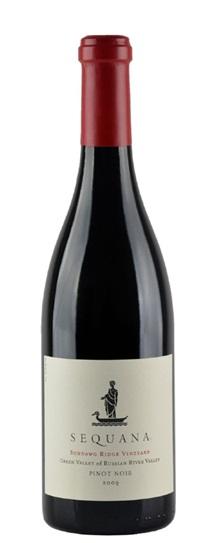2009 Sequana Sundawg Ridge Vineyard