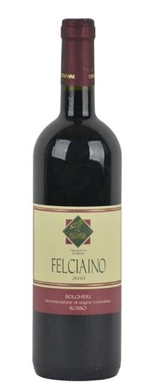 2010 Chiappini, Giovanni Bolgheri Rosso Felciaino