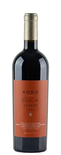 2004 Rudd Estate Oakville Estate Proprietary Red Wine