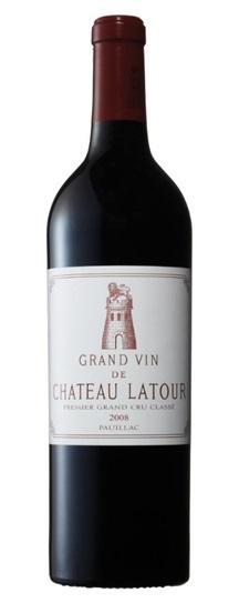 2008 Latour, Chateau Bordeaux Blend