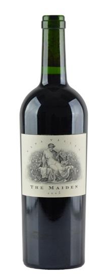 2002 Harlan Estate The Maiden