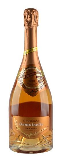 Vranken Brut Rose Champagne Demoiselle Grande Cuvee