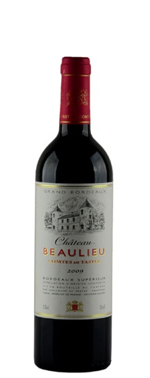 2009 Beaulieu Comtes de Tastes Bordeaux Blend
