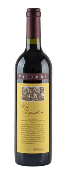 2008 Yalumba The Signature (Cabernet Sauvignon / Shiraz)