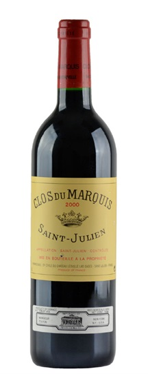 2002 Clos du Marquis Bordeaux Blend