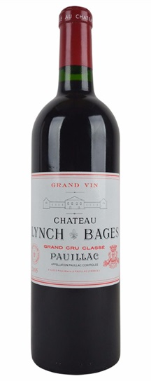 2006 Lynch Bages Bordeaux Blend