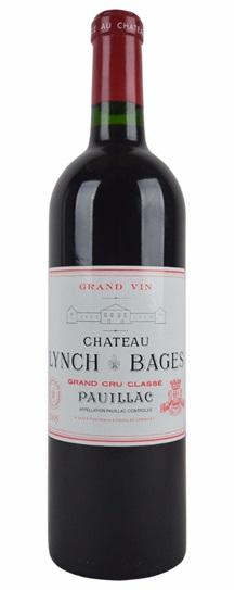 2005 Lynch Bages Bordeaux Blend