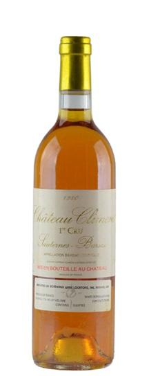 1990 Climens Sauternes Blend
