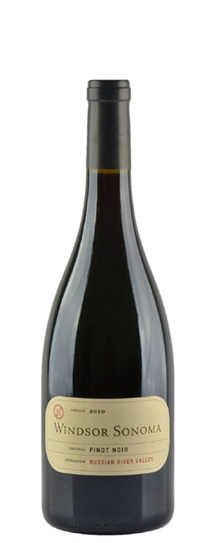 2010 Windsor of Sonoma Pinot Noir