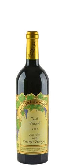 1999 Nickel & Nickel Cabernet Sauvignon Tench Vineyard
