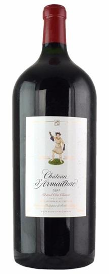 1993 d'Armailhac Bordeaux Blend