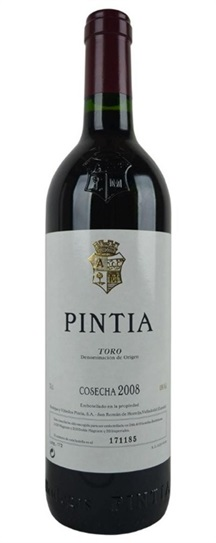 2008 Pintia Proprietary Blend