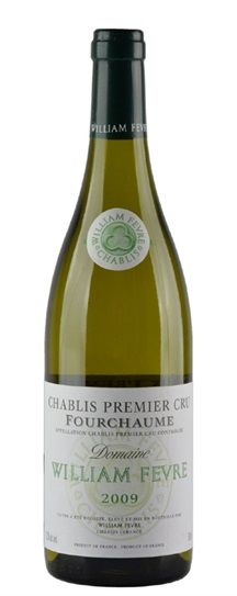 2009 Fevre, Domaine William Chablis Fourchaume Premier Cru