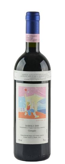 2000 Roberto Voerzio Barolo Cerequio