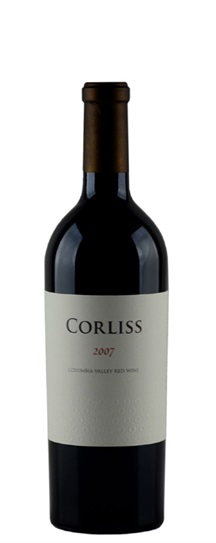 2007 Corliss Estates Proprietary Blend