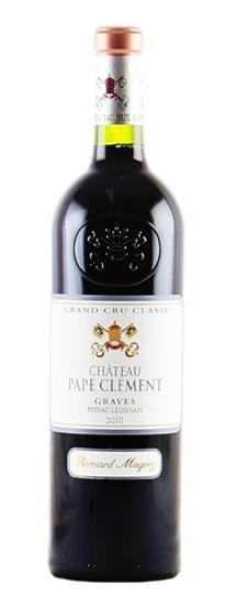 2010 Pape Clement Bordeaux Blend