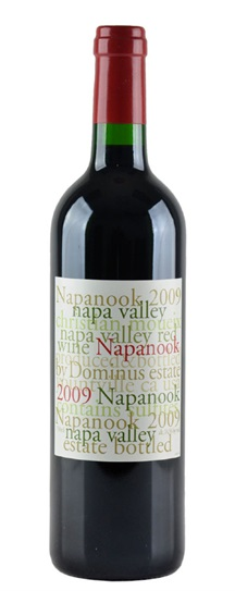 2009 Dominus Estate Napanook Proprietary Red Wine