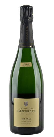 2006 Agrapart & Fils Extra Brut Blanc de Blancs Grand Cru Mineral