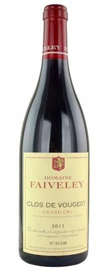 2011 Faiveley Clos de Vougeot