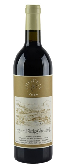 1985 Phelps, Joseph Insignia Proprietary Red Wine