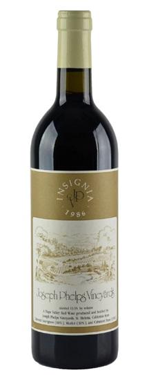 1978 Phelps, Joseph Insignia Proprietary Red Wine