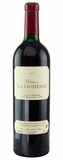 2009 Gomerie Bordeaux Blend