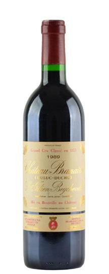 1986 Branaire-Ducru Bordeaux Blend