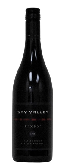 2011 Spy Valley Pinot Noir