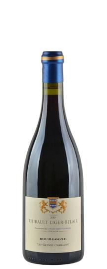 2010 Liger Belair, Thibault Bourgogne Rouge Les Grand Chaillots