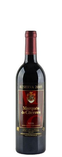 2002 Marques de Caceres Rioja Reserva