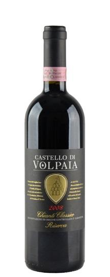 2008 Castello di Volpaia Chianti Classico Riserva