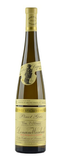 2011 Weinbach, Domaine Pinot Gris Cuvee Sainte Catherine