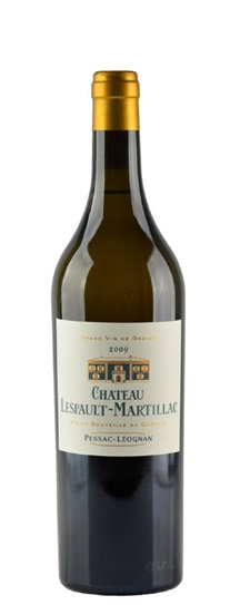 2009 Lespault Martillac Blanc
