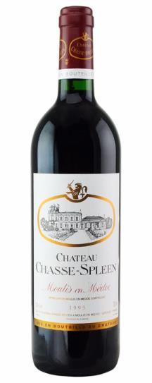 1995 Chasse-Spleen Bordeaux Blend
