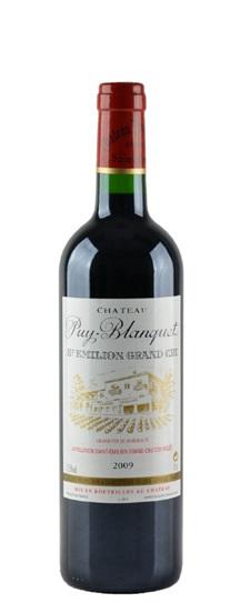 2009 Puy-Blanquet Bordeaux Blend