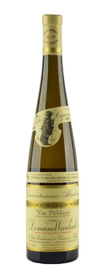 2010 Weinbach, Domaine Gewurztraminer Altenbourg Selection de Grains Nobles
