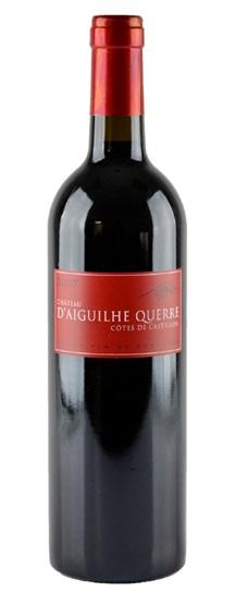 2007 Chateau D'Aiguilhe Querre Bordeaux Blend