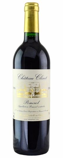 1994 Clinet Bordeaux Blend