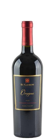 2009 St Clement Oroppas