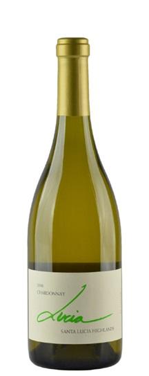 2008 Lucia, Vineyards Chardonnay Santa Lucia Highlands