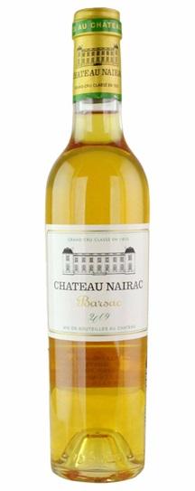 2009 Nairac Sauternes Blend