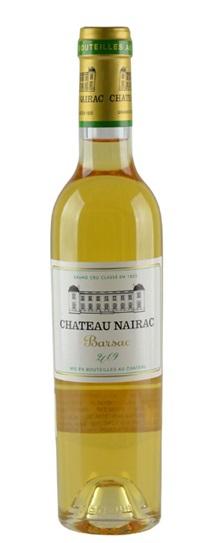1988 Nairac Sauternes Blend