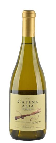 2007 Catena Zapata, Bodegas Catena Alta Chardonnay