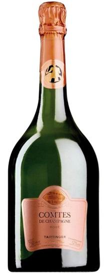 2000 Taittinger Comtes de Champagne Rose
