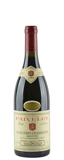 1997 Faiveley Latricieres Chambertin Grand Cru