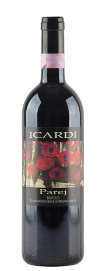2007 Az Ag Icardi Barolo Parej