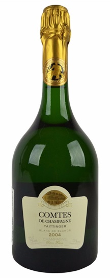 1996 Taittinger Comtes de Champagne, Blanc de Blancs