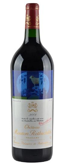 2008 Mouton-Rothschild Bordeaux Blend