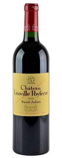 2009 Leoville-Poyferre Bordeaux Blend